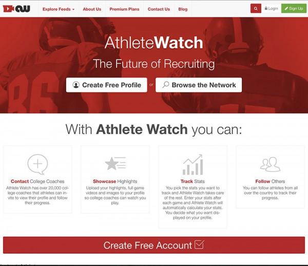 Athlete Watch